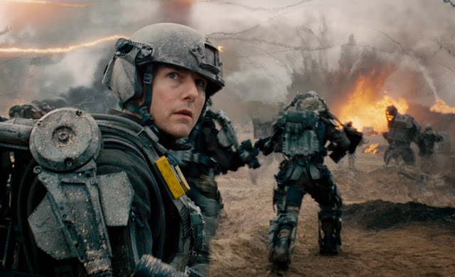 Download Film Edge of Tomorrow (2014) 1