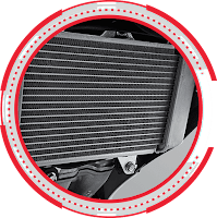 Liquid-Cooled With Auto Fan SONIC 150R STANDARD 2018 Sejahtera Mulia Cirebon