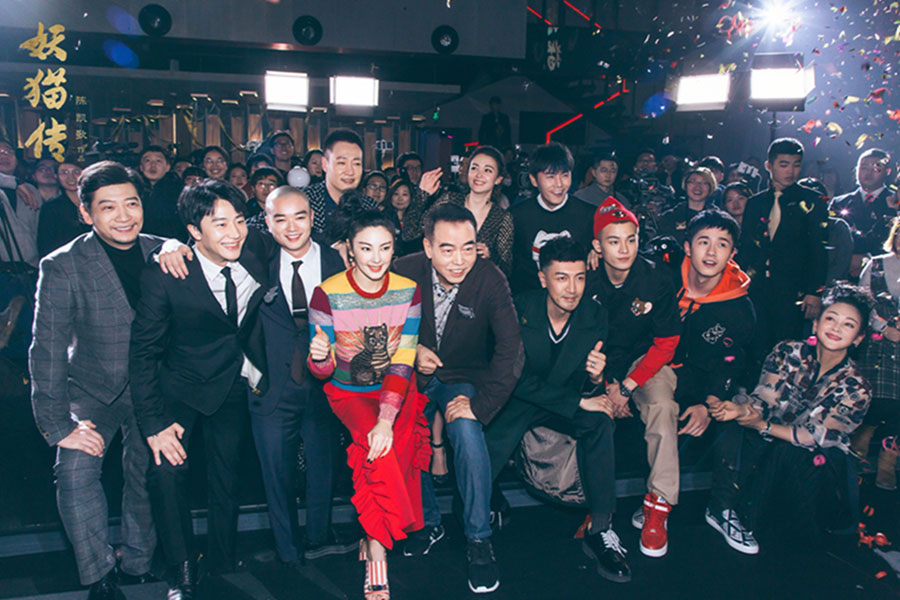 """Chen Kaige completes shooting of new film """"The Legend of the Cat Demon"""""""
