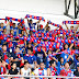 Davao Aguilas FC Attracts a Crowd of 4,834 in it's First Home Game in Tagum
