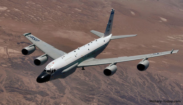yaitu pesawat yang dipakai untuk mengumpulkan data intelijen dan penyadapan serta peng 4 PESAWAT PENGINTAI TERBAIK DI DUNIA SAAT INI