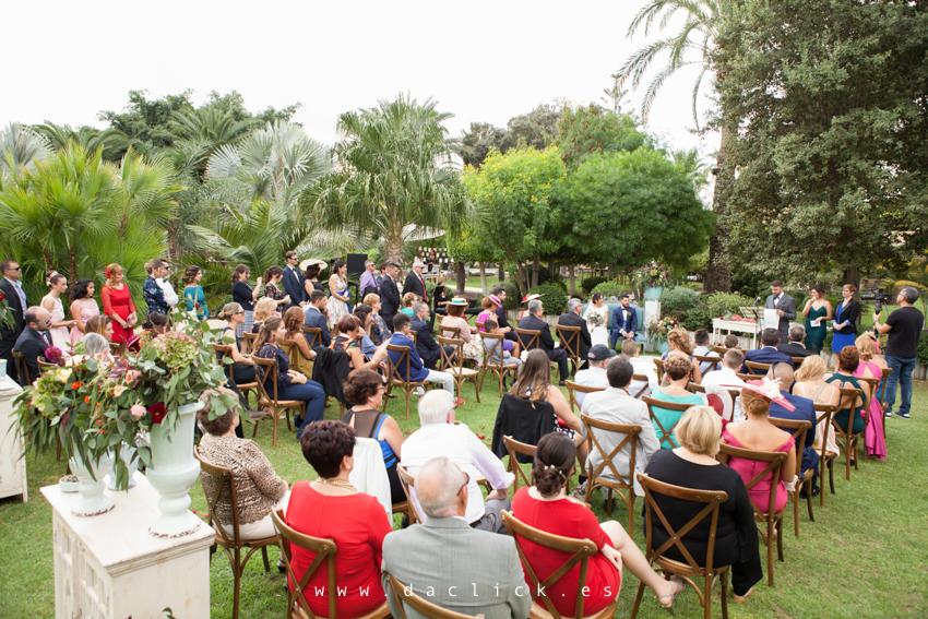 boda en Finca El Torrero