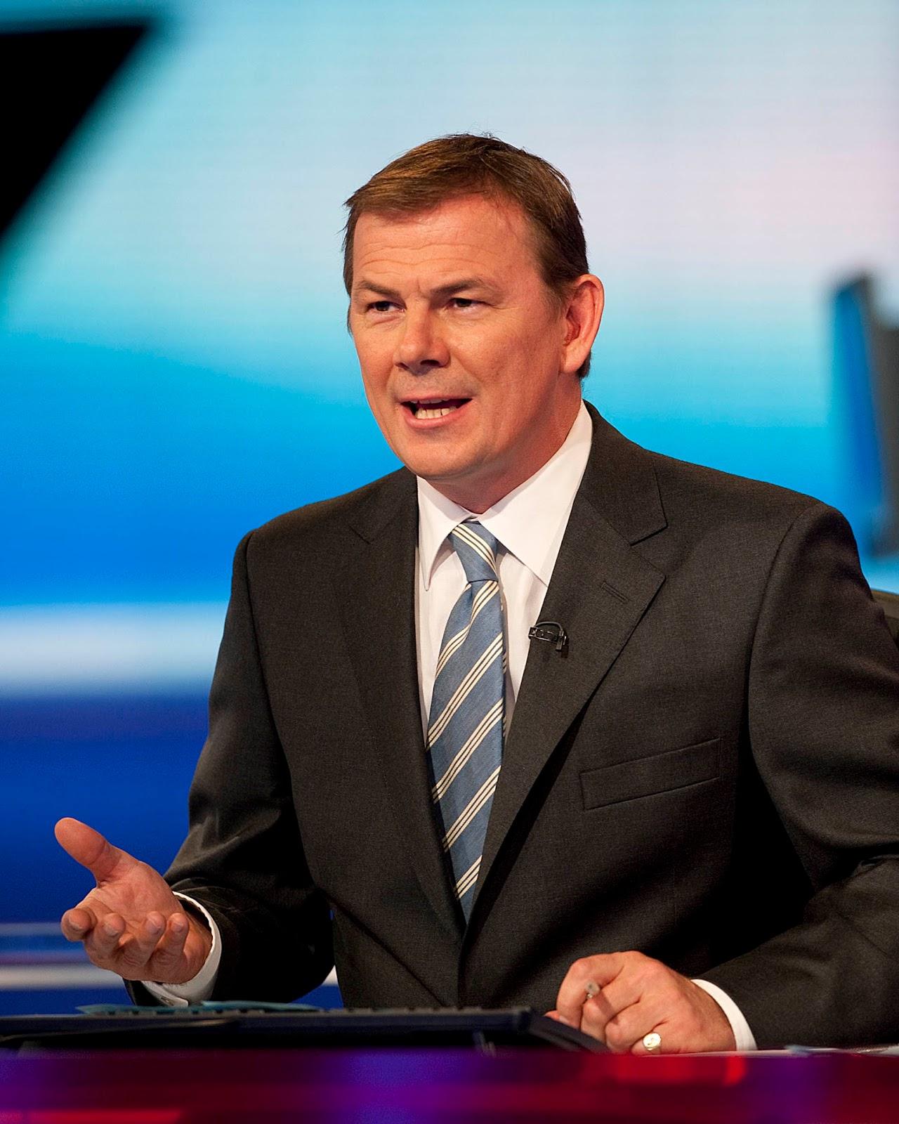 TV with Thinus: Longtime Sky News anchors Andrew Wilson, Lorna