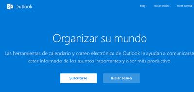 Conectar otras cuentas de correo a Outlook [2017] outlook