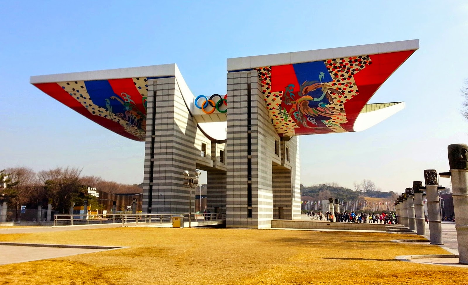 Olympic Park, Seoul | Things to do in Gangnam