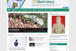Cara membuat Portal Website Sekolah Dengan Wordpress Itu Gampang