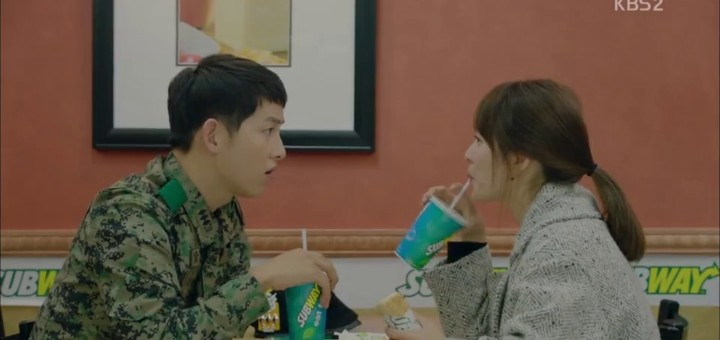 Sinopsis Descendants Of The Sun Episode 13 Part 2