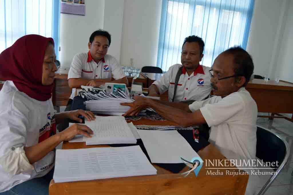 Partai Perindo jadi Parpol Pertama Daftar di KPU Kebumen