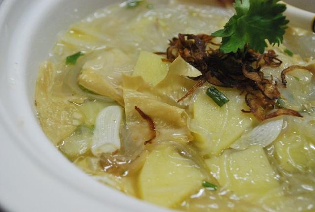 resepi sahur  mudah tapi sedap part Resepi Sup Ayam Kiub Maggi Enak dan Mudah