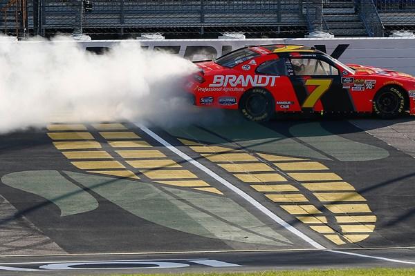 NASCAR Race Mom: Allgaier Dominates Iowa 250, Earns Second ...