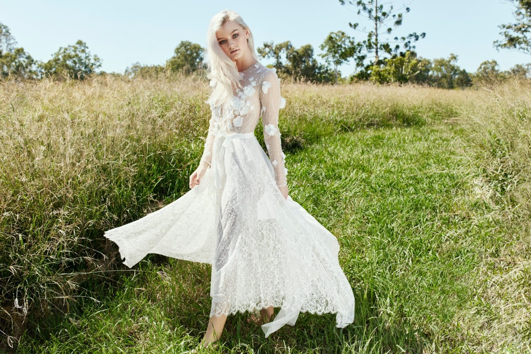 Q+A: GEORGE WU COUTURE   THE EMOTIONAL VALUE OF A WEDDING GOWN BRISBANE QLD