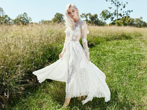 ➳ GEORGE WU COUTURE | THE EMOTIONAL VALUE OF A WEDDING GOWN Q&A {BRISBANE}
