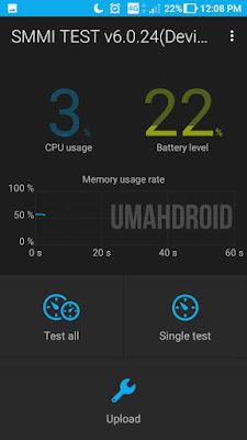 Tutorial Cek Hardware Asus Zenfone