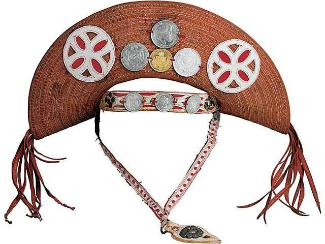 b542adbdf1f31 Chapéu de couro de cangaceiro Foto  (divulgação).