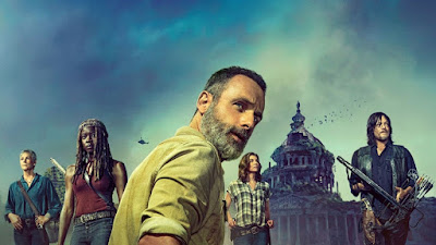 Abril na Globoplay - The Walking Dead - Temporada 9
