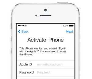 Activate Locked iPhone
