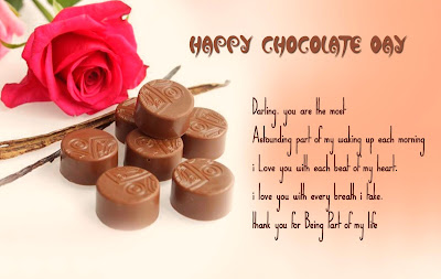 Best Chocolate Day Wallpaper