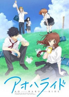 Download Ao Haru Ride  Episode 1 - 12 + Unwritten OVA Subtitle Indonesia