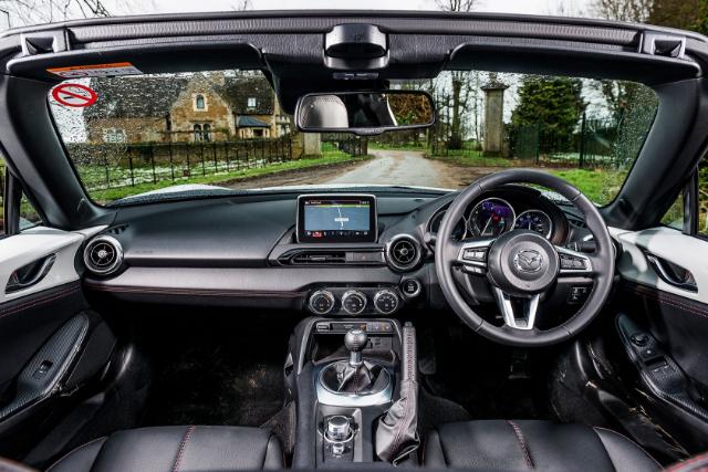 2017 Mazda MX-5 Miata RF Manual Review