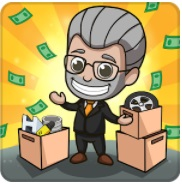 Idle Factory Tycoon v1.9.0 MOD APK 2018 (Unlimited Money)