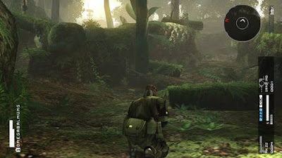 Game PPSSPP Terbaik Metal Gear Solid
