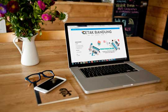 Percetakan dan Cetak Online