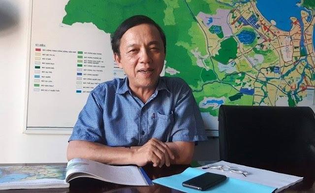 Ông Nguyễn Cửu Loan: Dự án của Phạm Công Danh không có trong quy hoạch Đà Nẵng