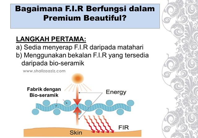 kelebihan dan fungsi far infra red premium beautiful