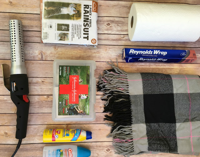 This was actually my first time camping in a tent, so I decided to come up with a list of some essentials a newbie camper needs to have.