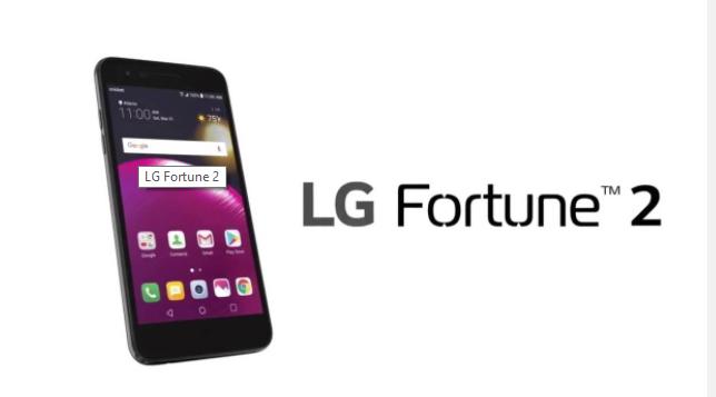 Spesifikasi Lengkap LG Fortune 2