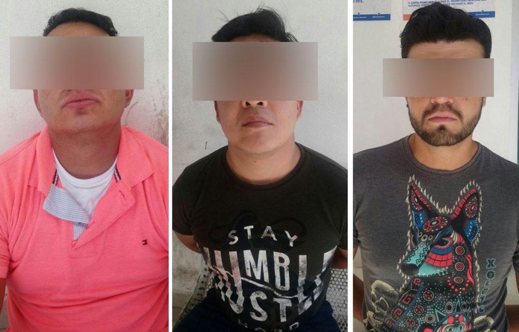 Comando acribilla a una familia en panteón de Salamanca; mata a dos personas y hiere a otras tres; hay tres sicarios detenidos