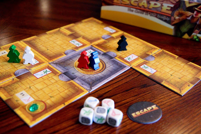 Escape, the Curse of the Temple Review