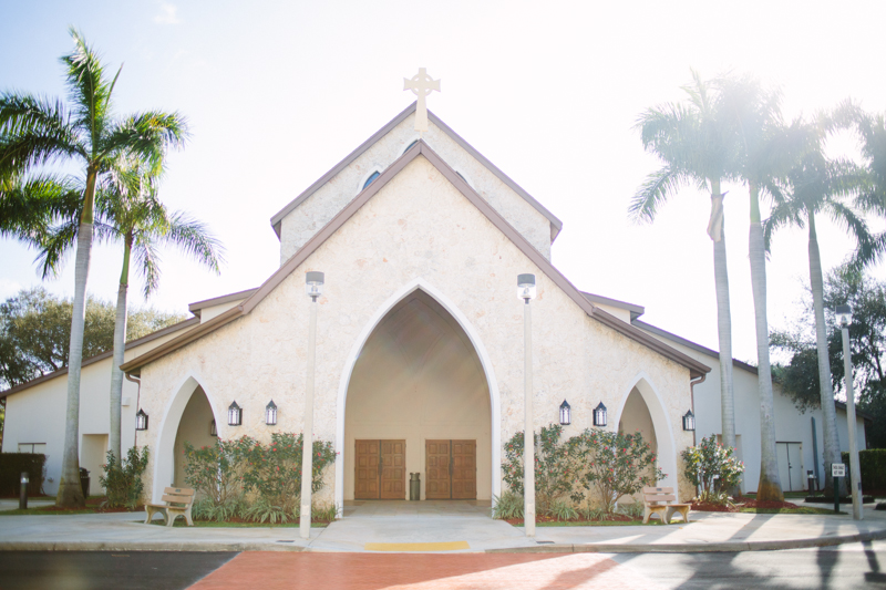 Catholic Church In South Beach Miami The Best Beaches World