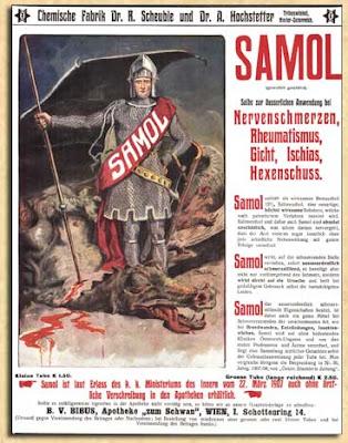 Samol - einzigartig gegen Gicht!