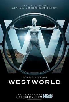 Westworld - 1ª Temporada Séries Torrent Download capa