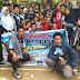 Karang Taruna Urip Rahayu Desa Montong Gamang & JPI Peduli Salurkan Bantuan Kepada Korban Gempa di Lombok