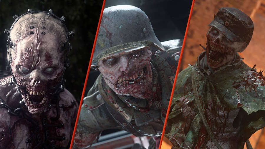 call of duty ww2 united front nazi zombies the tortured path