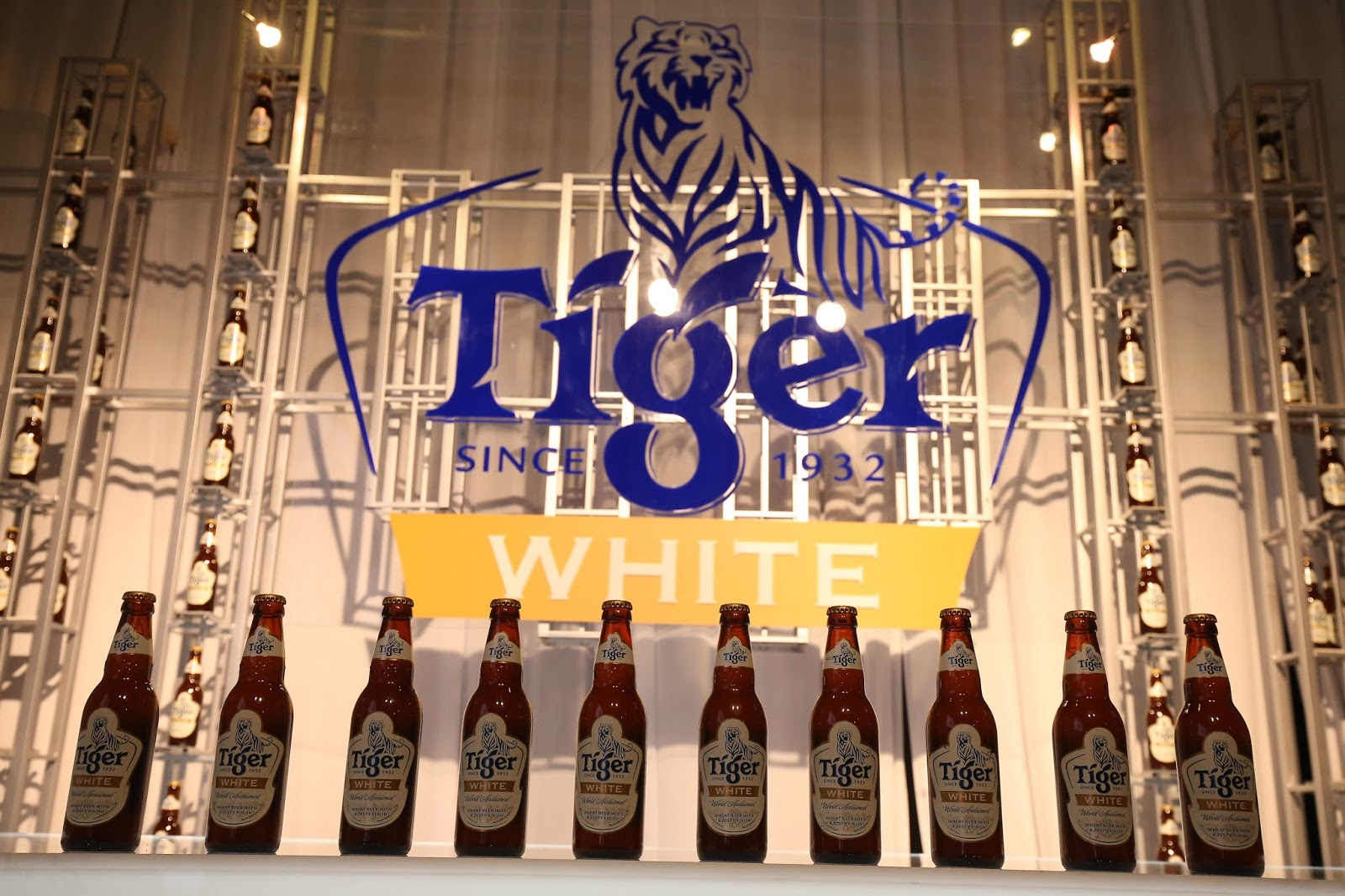 a1cfa2fe It is with this notion we derived at Tiger White's tagline – 'It all starts  with white', which to us was the fearlessness to brew wheat beer in the  heart of ...