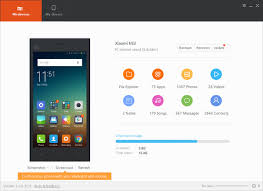 My PC Suite to connect Xiaomi phones