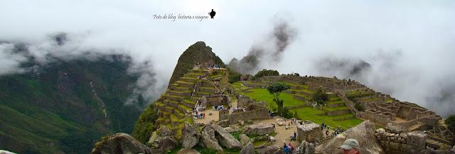 a cidade perdidas dos Incas