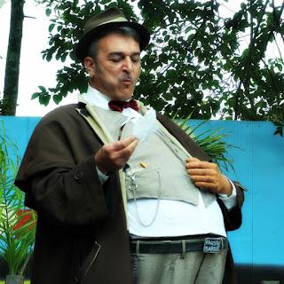 Gran Teatro Dentro – Fausto Barile - 2 Come Pedaços de Papel