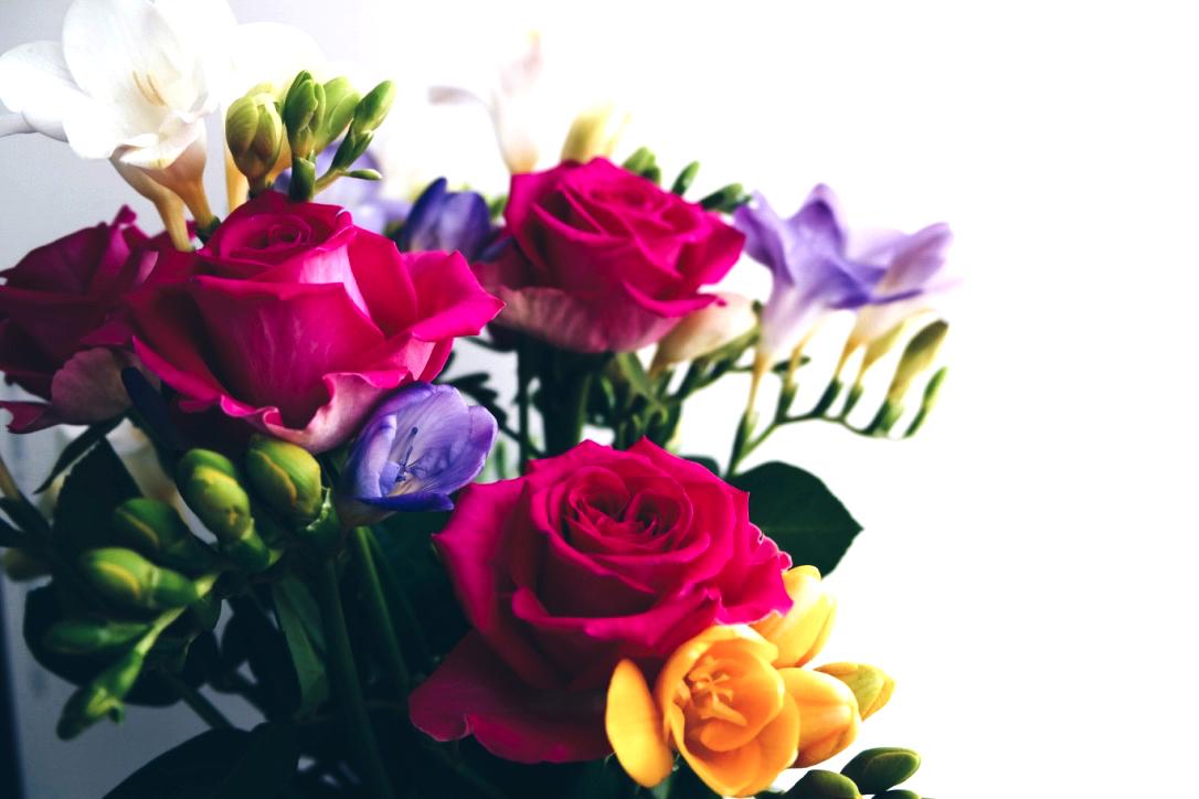Floral Spring Goals