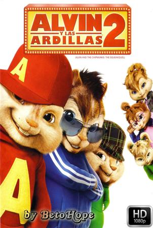Alvin y Las Ardillas 2 [1080p] [Latino-Ingles] [MEGA]