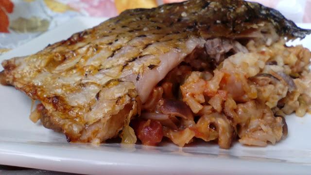 Шаран с ориз за Никулден на шеф Андре Токев