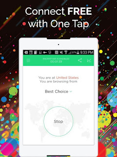 Touch VPN Free Unlimited VPN Proxy WiFi Privacy v1.4.8 Paid APK is Here!