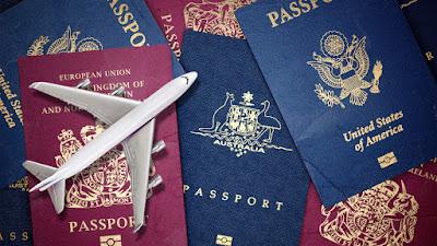 Pasaporte como método de documentacion para viajar a Islandia