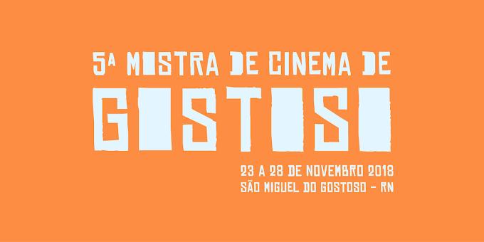 5ª Mostra de Cinema de Gostoso abre inscrições em 02 de julho