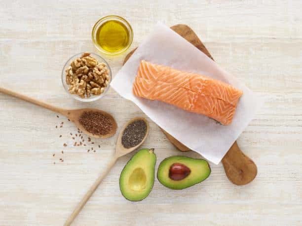Foods that cure acne