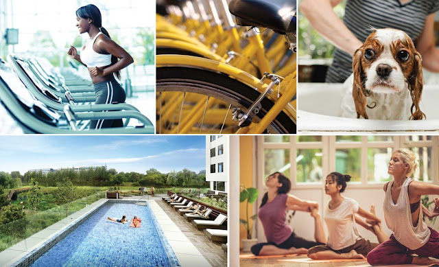 Wadhwa Panvel amenities