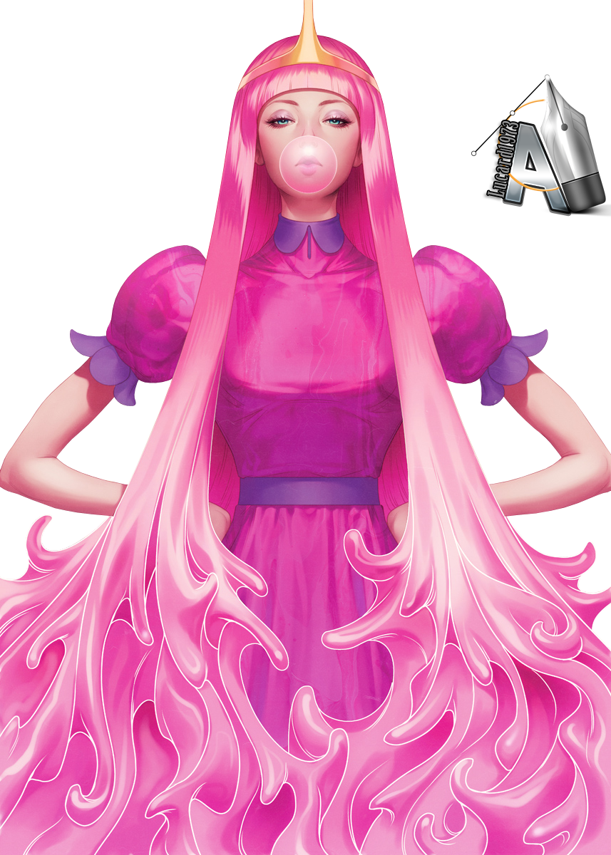 Render Princesa Chicle